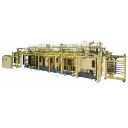 ULVAC FB и FBC конвейерная печь подвесного типа