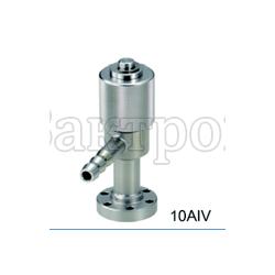 ULVAC 10AIV – ручной клапан напуска