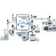 ULVAC VLV-3D – клапан натекатель с ручным приводом