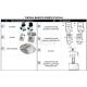 ULVAC VLP-US-KF — угловой клапан ULVAC из стали с радиальным уплотнением штока пневматический