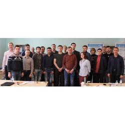 Обучение эксплуатации насосов и течеискателей ULVAC
