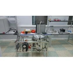 Рабочее место герметизации и контроля герметичности микроэлектронных изделий РМГиКГ-ЭЛИ