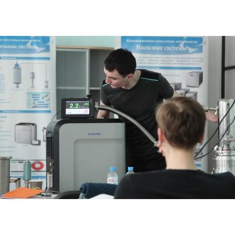 Гелиевый масс-спектрометрический течеискатель Ulvac Heliot