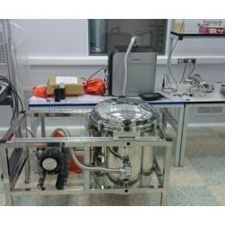 PE500-1000-200 Камера вакуумная для испытаний портативной электроники: ДУ 500 мм, высота 1000 мм, объем 0,2 м3