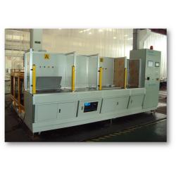 Стенд контроля герметичности топливных шлангов – ULVAC Fuel Pipe