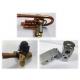 Установка контроля герметичности запорной арматуры - клапанов и вентилей – ULVAC Valve