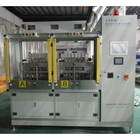 Установка контроля герметичности манометров и датчиков давления – ULVAC pressure guage