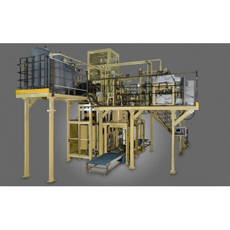 Стенд контроля герметичности водонагревателей – ULVAC Water Heater