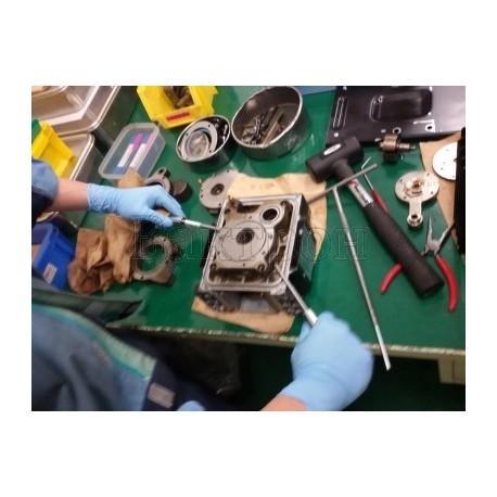 Ремонт пластинчато-роторных насосов ULVAC