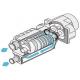 Ulvac LS300 – винтовой насос и насос Рутса: 380 м3/час и 0,1 Па