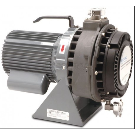 Ulvac DIS-251 спиральный безмасляный вакуумный насос