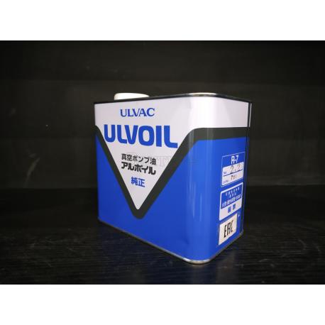 Вакуумное масло ULVAC ULVOIL R-7