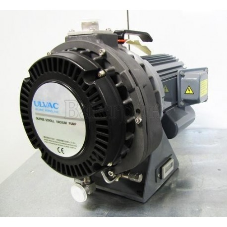 Ulvac DIS-501 спиральный безмасляный вакуумный насос