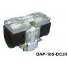 Ulvac DAP-18S-DC24 встраиваемый мембранный насос на 24 В