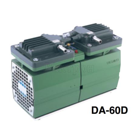 Ulvac DA-60D мембранный насос