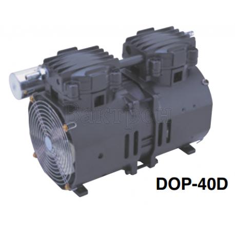 Ulvac DOP-40D поршневой безмасляный насос