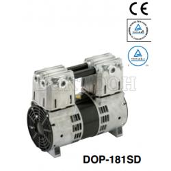 DOP-181S поршневой безмасляный насос
