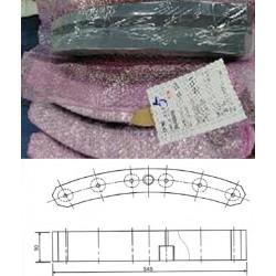 FHV-90 GHS Upper Joint Bar Graphite / Верхняя соединительная шина из графита для печи FHV-90 GHS