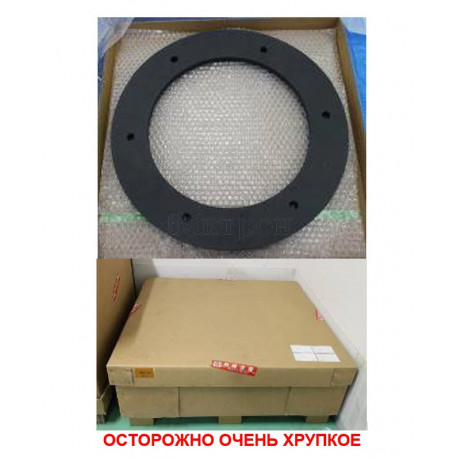 FHV-90 GHS Nut Graphite / Гайка из графита для печи FHV-90 GHS