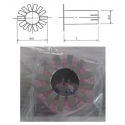 FHV-90 GHS ring collar Mo (7) / Установочное кольцо №7 из молибдена FHV-90