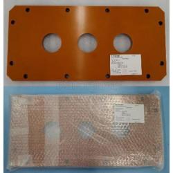 FHV-60 GHS Flange / Фланец изоляционный для печи FHV-60 GHS