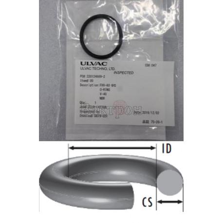 FHV-60 GHS O-ring V-40 / О-уплотнительное кольцо V-40 для печи FHV-60 GHS