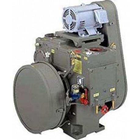 Ulvac PKS-070 одноступенчатый золотниковый вакуумный насос с масляным уплотнением