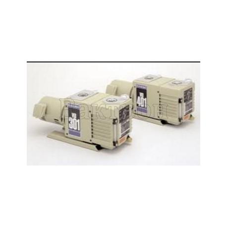 Ulvac VD401 Двухступенчатый пластинчато-роторный с масляным уплотнением