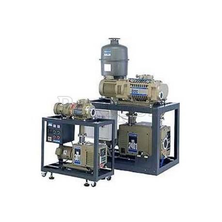 Разработка откачных постов на базе VS650/VS750 с насосом Рутса PMB-2400D