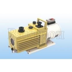 Ulvac GCD-201X Двухступенчатый пластинчато-роторный насос с масляным уплотнением