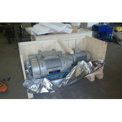 Ulvac PMB2400D вакуумный механический бустерный насос Рутса