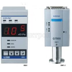 Ulvac G-Tran SW1 ISG1 Датчик давления Пирани с контроллером