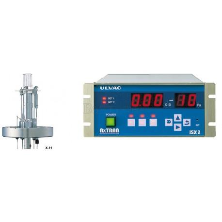 Ulvac Ax-Tran Сверхвысоковакуумный ионизационный датчик давления с накаливаемым катодом
