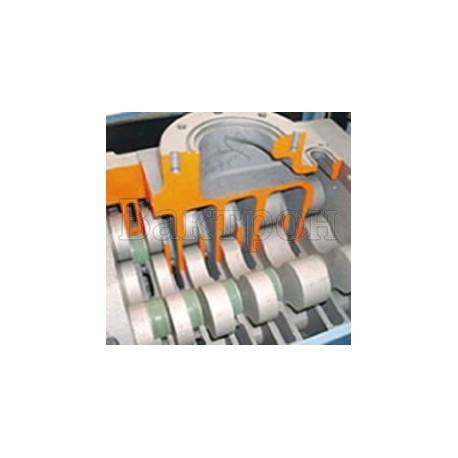 Ulvac LR HR UR — безмасляный промышленный насос Рутса